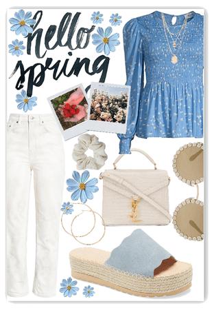 Hello Spring 20