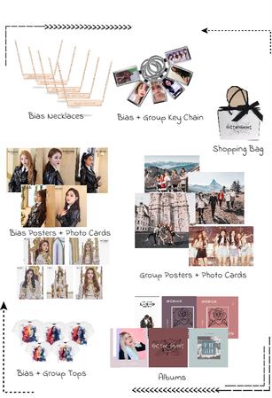 BSW Festa Shop Inside Look