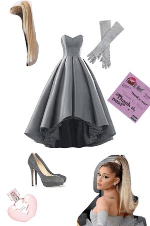 Ariana at the 2020 Grammy's
