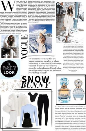 Snow bunny 🐰