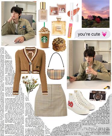 Coffee Date w/ Sunghoon