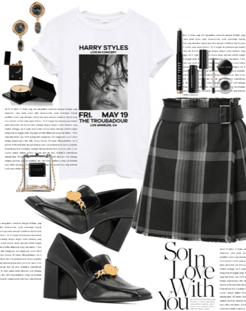 Style a Concert Tee