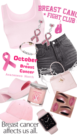 Breast cancer awareness it all effects us on some way some how