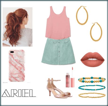 Ariel themed