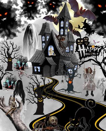 Spooky Art