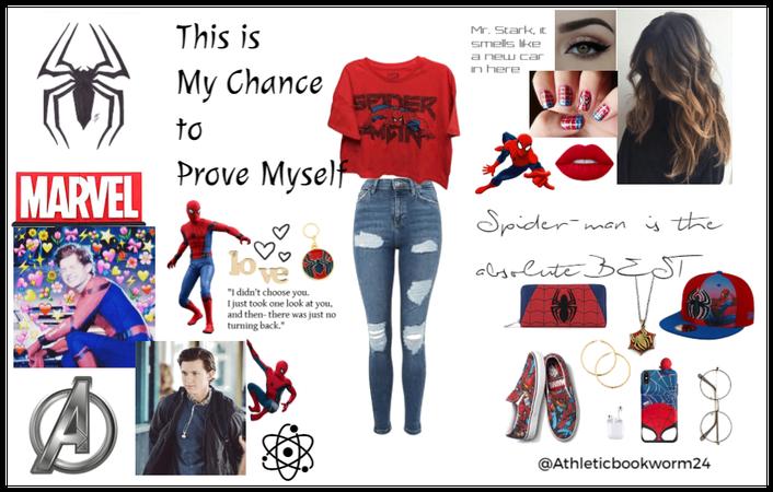 Spider-Man Inspired