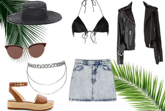 Cute summer time outfit