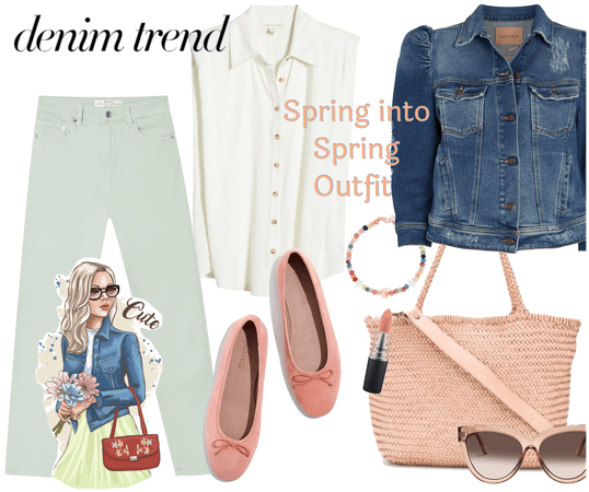 Spring into Spring Outfit