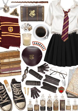 Gryffindor House | H⚡️P