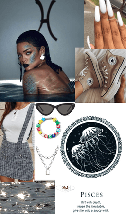 pisces moodboard