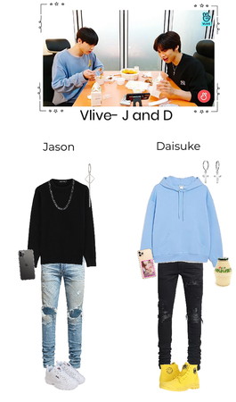Vlive- J and D