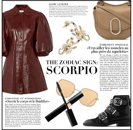 A Scorpio That Stays In Style - Contest