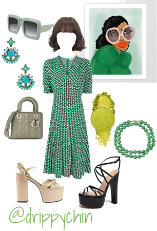 60's Green Wave