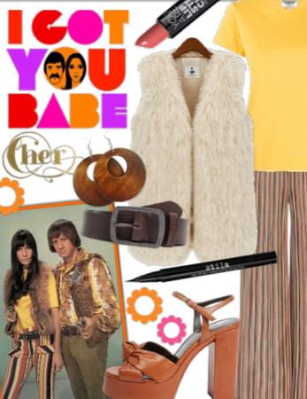 Halloween Costume - Cher