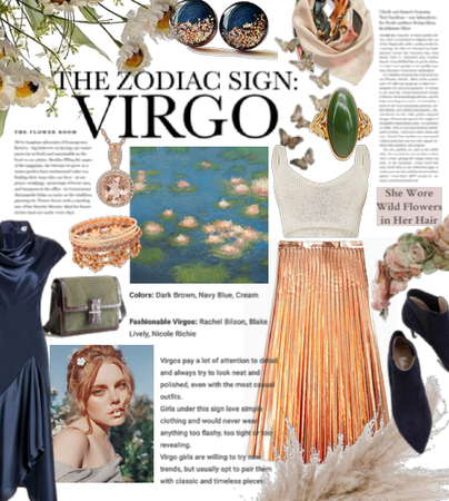 The Maiden \\ Virgo Season