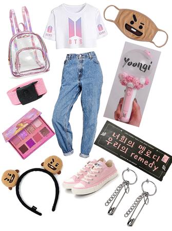 BTS Concert Outfit