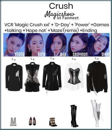 Magic show - 1st Fanmeet