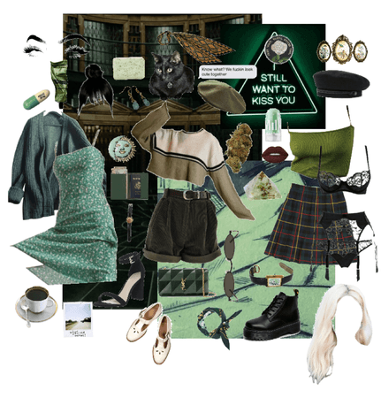 once more done slytherins