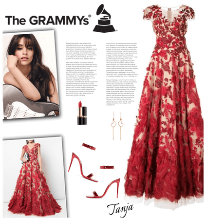 Grammy Awards Camila Cabello 2020