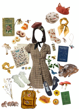 scout girl
