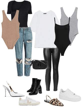 layering outfit for blazers