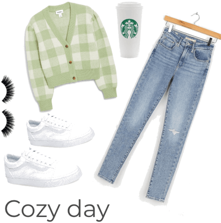 Cozy home day