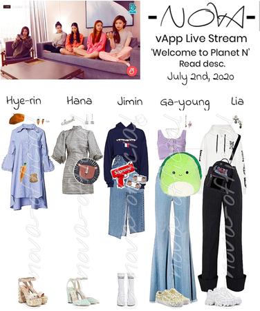 -NOVA- vApp Live Stream   'Welcome to Planet N'