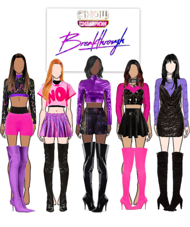 💜🖤GX3 show champion breakthrough performance🖤💜