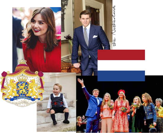 The Royal House of the Netherlands: HRH Ilse, the Princess of Orange