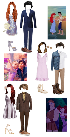 My Fave Disney Couples