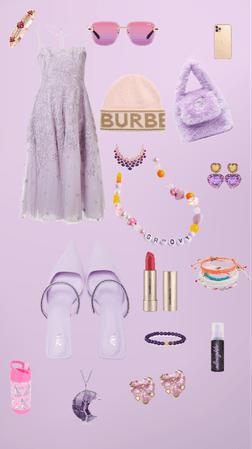 pastel purple perfect