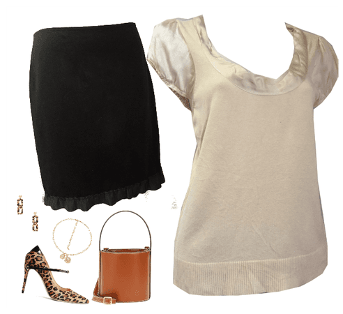 TABLE EIGHT BLOUSE