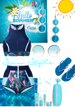 Swimming Style