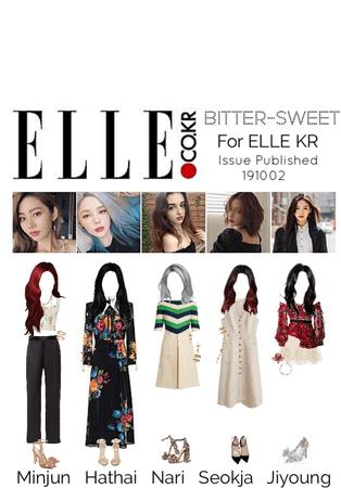 BSW for ELLE KR