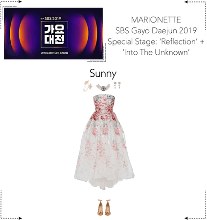 MARIONETTE (마리오네트) SBS Gayo Daejun 2019 | Special Stage
