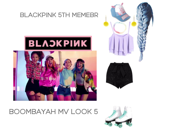 Stella Boombayah Look 5 (blackpink 5th member)