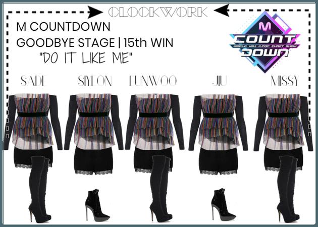 "*CWK* ""DO IT LIKE ME"" M COUNTDOWN | 15th WIN"