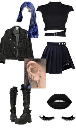 Goth Girl 🤎