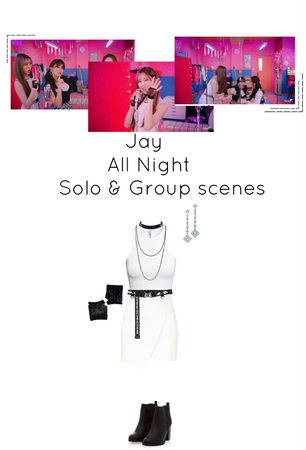 All Night MV- Jay