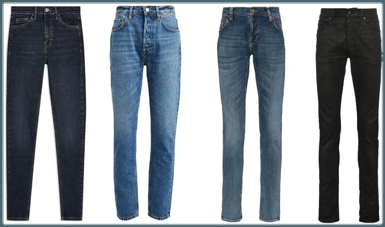 jeans uniforme
