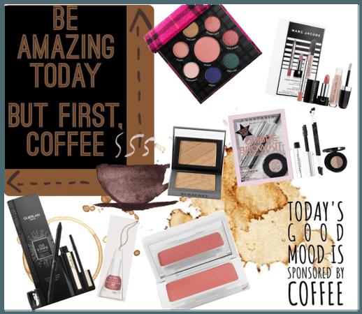 Fall Coffee Date *Makeup*