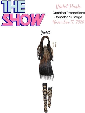 VioletPark _ The Show Performance