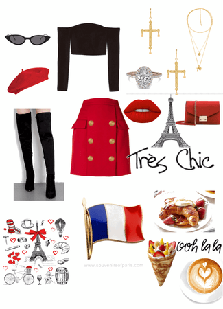French Chic Look