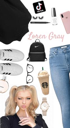 Favorite TikToker: Loren Gray
