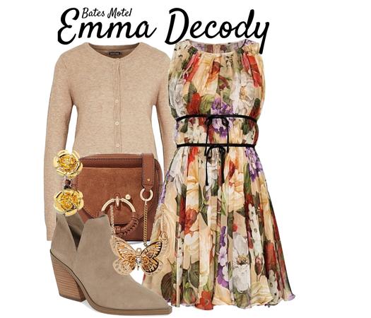 Bates Motel - Emma Decody