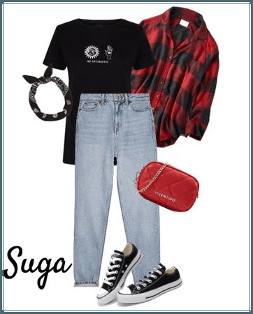 Suga fashion inspiration