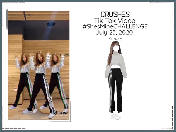 Crushes (호감) [Sun-ha] Tik Tok Challenge