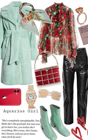 Aquarius girl /2/