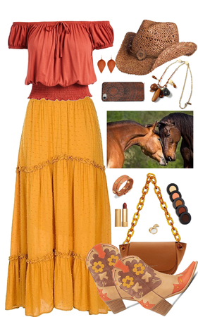 Cowgirl Spirit