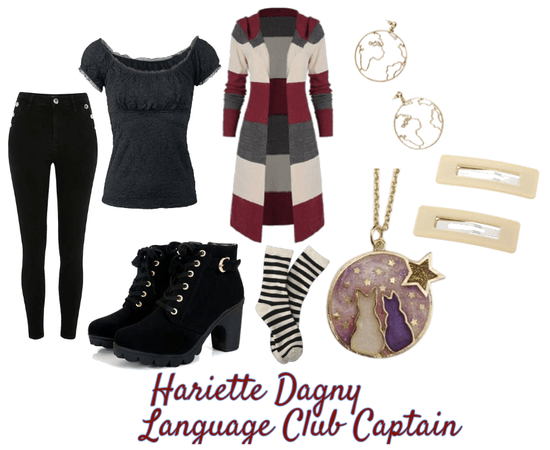 Hari - Language Club